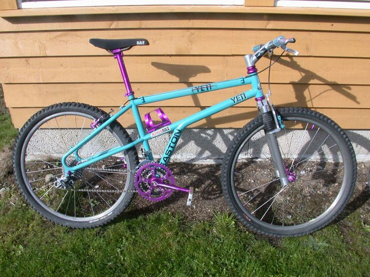 Yeti Arc Easton 18 Frame I Bought The The Bike From A Friend