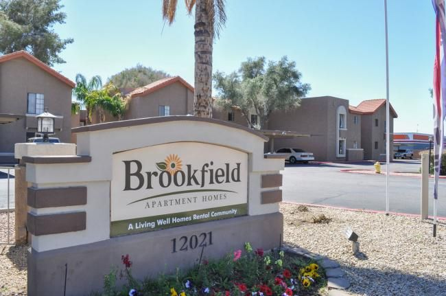 Welcome to Brookfield Apartment Homes! A unique residential community where comfort and quality meet for your own enjoyment! Our apartment homes designed to satisfy your individual needs are available in 5 enticing models ranging from 550 s.f. to 980 s.f. #apartments #Phoenix #Arizona #homedecor  #PHX #PhoenixArizona
