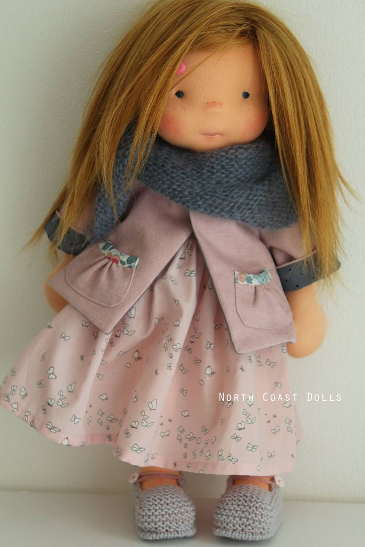 Aliénore by North Coast Dolls