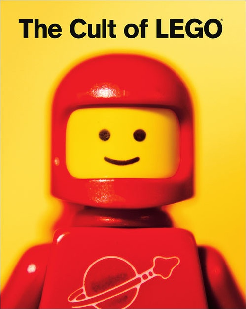 The Cult of LEGO, A Coffee Table Book For LEGO Fans
