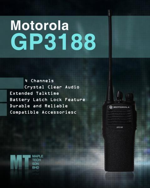 Jual HT Motorola GP 3188 Pusat Jual Handy Talky Motorola GP3188 Dealer Resmi HT Motorola GP 3188 Tempat Jual Handy Talky Motorola GP3188