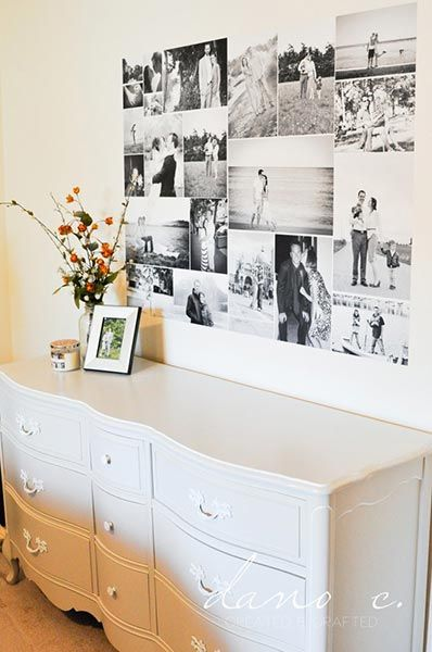 85 Creative Gallery Wall Ideas And Photos For 2017. Diy BedroomBedroom  WallEmpty ...