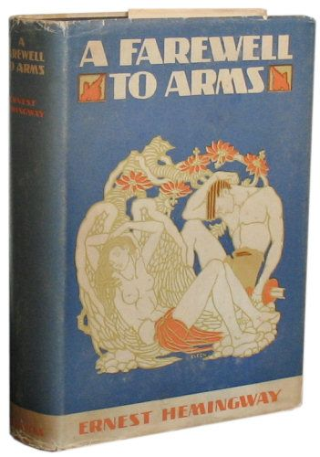 a description of the response of a farewell to arms Need help with chapter 9 in ernest hemingway's a farewell to arms check out our revolutionary side-by-side summary and analysis.