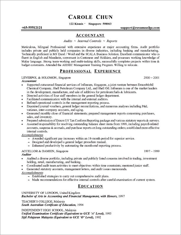 tips from the best resume samples availablebusinessprocess sample format example - Resume Format For Teachers In India