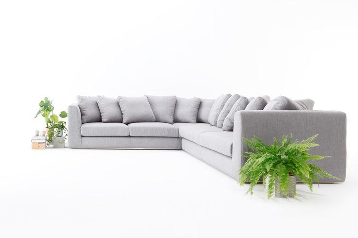 Modular super comfortable sofa