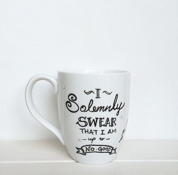 "For the friend you can't quite trust. | 15 Mugs Every ""Harry Potter"" Fan Will Appreciate"