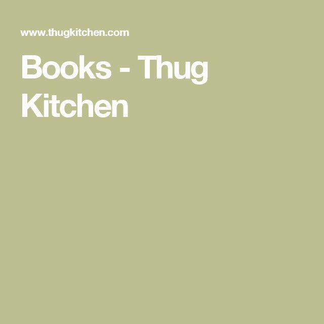Books - Thug Kitchen