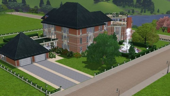 sims 2 house building guide
