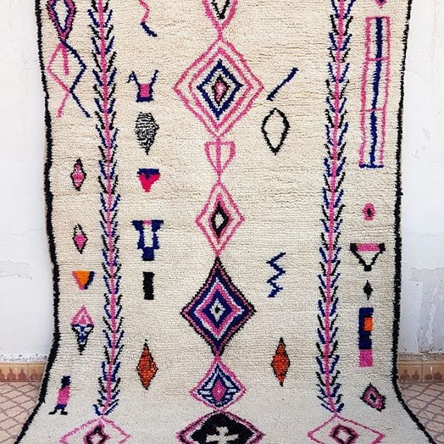 🙌 FLASH SALE 🙌 New Moroccan Azilal rug.Price $649 USD. Size: 2.70x1.70meters. Shipping cost: to USA $160 USD, to Europe €160, to Australia $200 USD, to rest of the world, please provide your postcode to calculate cost.Weship Worldwide