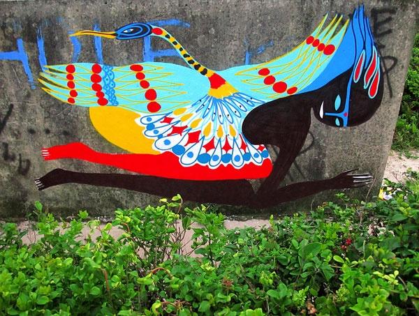 Rimon Guimaraes mural