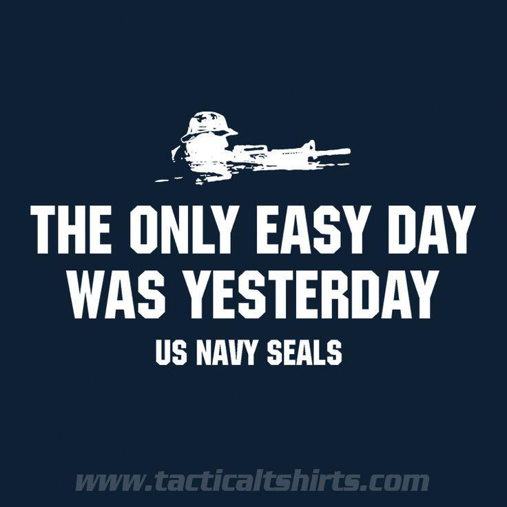 1000+ ideas about Navy Seal Motto on Pinterest | Navy Seals ...