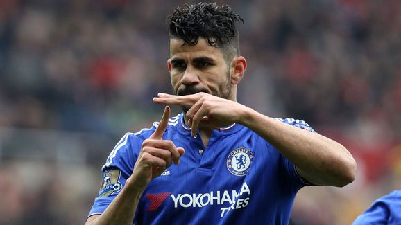 Chelsea New Boss Antonio Conte Rules Out Diego Costa Exit