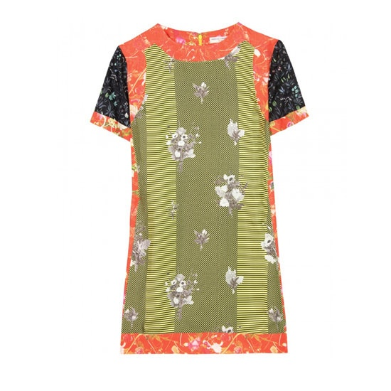 Chic shift dress by Opening Ceremony. So Spring!