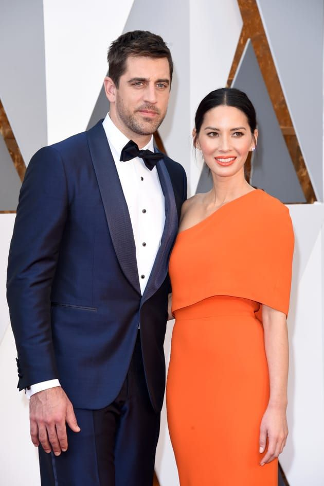 Aaron Rodgers: Did He Dump Olivia Munn for His Family?! #Entertainment_ #iNewsPhoto