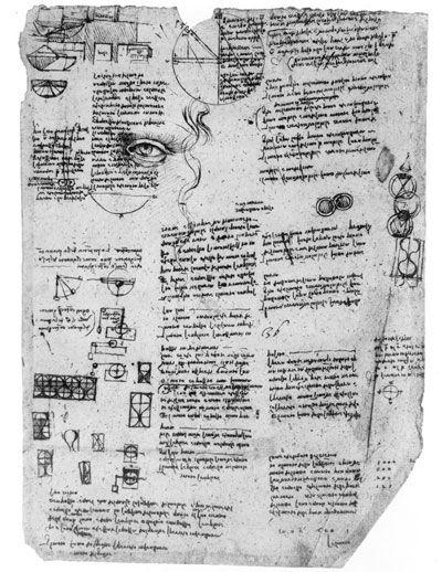 Leonardo Da Vinci The Foodie?  Leonardo Da Vinci Resume