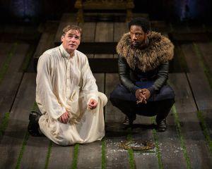 Shakespeare's RICHARD II at the The Old Globe theatre San Diego starring Robert Sean Leonard