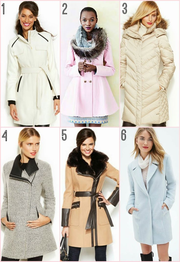 6 Winter Coats for Petites on LovelyLittleStyle.com