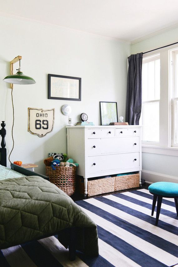 Vintage Inspired Little Boy S Room Wedding Party Ideas 100 Layer Cake Green Boys Room Modern Boys Rooms Room