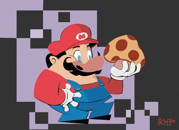 Between the awesome, adorable, and terrifying, there's a lot to like when it comes to Mario fan art. Sit back, nibble on a mushroom, and enjoy.