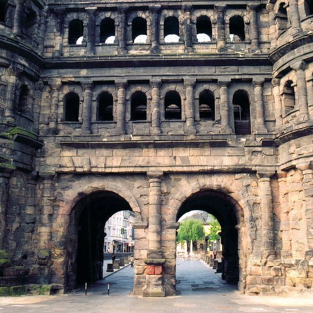 An introduction to ancient Roman architecture
