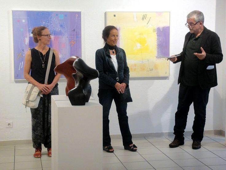 Margaret Perucconi / Galerie Artesol, Solothurn