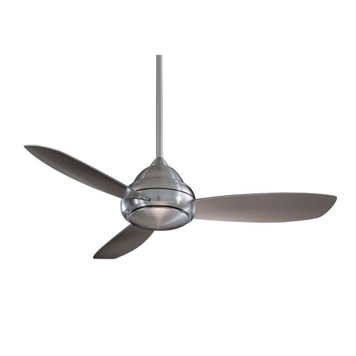 """You'll love the 44"""" Concept I 3 Blade Ceiling Fan with Remote at Wayfair - Great Deals on all Lighting  products with Free Shipping on most stuff, even the big stuff."""