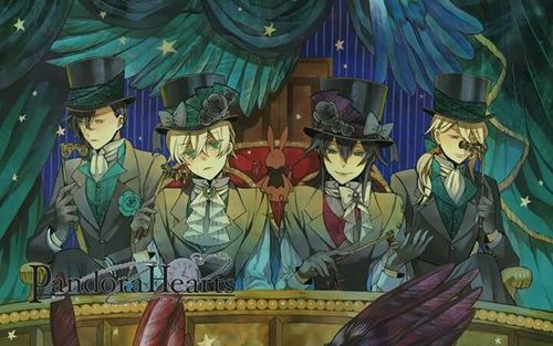 Immagine di anime, Gilbert, and Leo