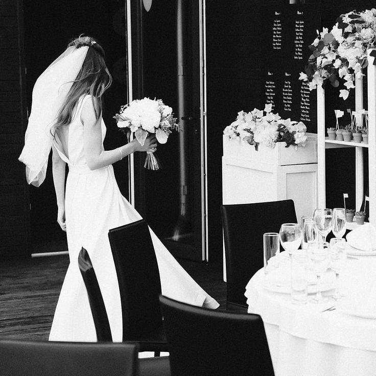 One more fab #bride in #Raquette ✔ #bridal #brideslove #raquette #bridal #gown #wedding #dress #bride #bridesmaid #white #dress