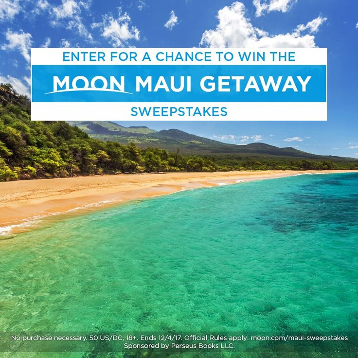 Enter to #win a 4-night vacation to Maui, Hawaii (value $3,617.99) #giveaway #sweepstakes #sweeps #contest
