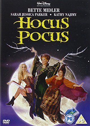 Hocus Pocus (1993) IMDb Plot Summary: After three centuries, three witch sisters are resurrected in Salem, Massachusetts on Halloween night, and it is up to two teenagers, a young girl, and an immortal cat to put an end to their reign of terror once and for all.