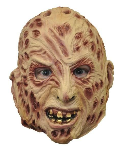 Freddy Mask 3/4 Vinyl