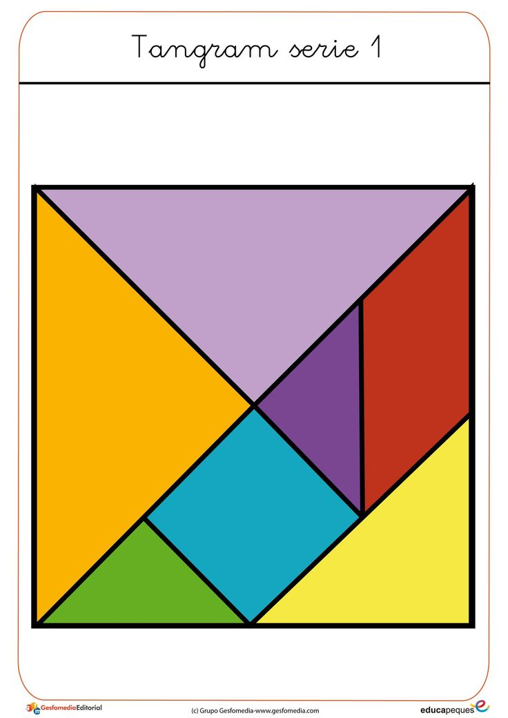 1000 images about tangram on pinterest  puzzles