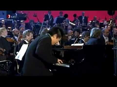 Lang Lang - Gershwin Rhapsody In Blue - YouTube