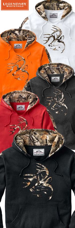 Ultimate comfort has been taken to the next level with this heavyweight hoodie featuring camo accents. No need to rip that tight neck opening – we've done it for you by engineering in a casual v-neck to provide extra comfort.  Might become the new standard for hoodies!