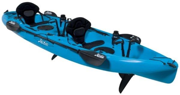 H Obie outfitter. Tandem pedal kayak
