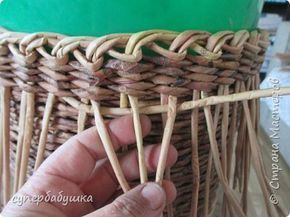 Мастер-класс Плетение Может понравится? Трубочки бумажные фото 3