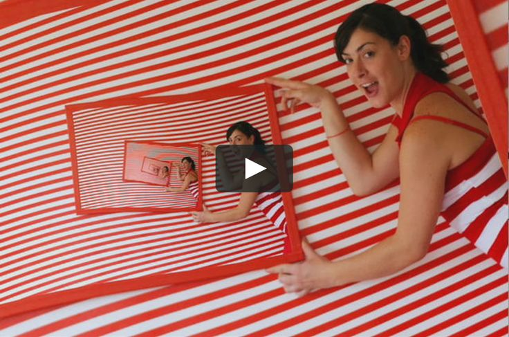 """This video uses a mathematical formula based upon an image Escher did (The Print Gallery), known in these days as the """"Droste Effect"""". This is my first…"""