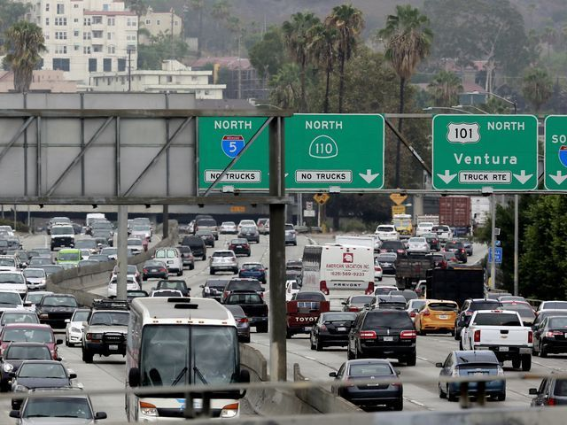 Yes, Los Angeles wins title for world's worst traffic congestion again