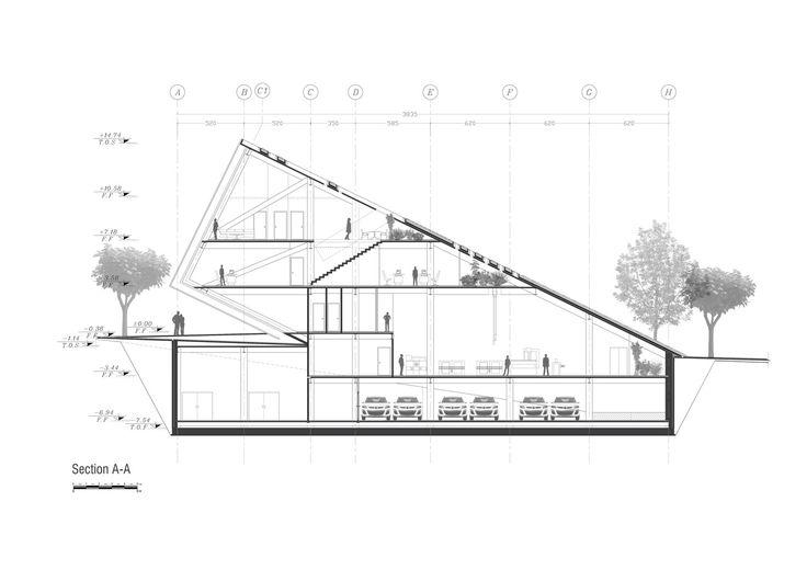 Galerie der New Wave Architecture Designs Nachhaltiges Bürogebäude für Turbosealtech im Iran – 11