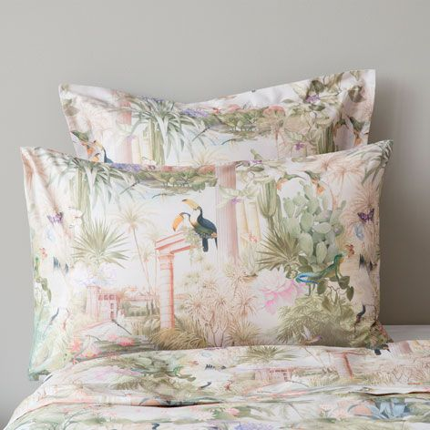 OASIS PRINT BED LINEN - Bed Linen - Bedroom | Zara Home United Kingdom