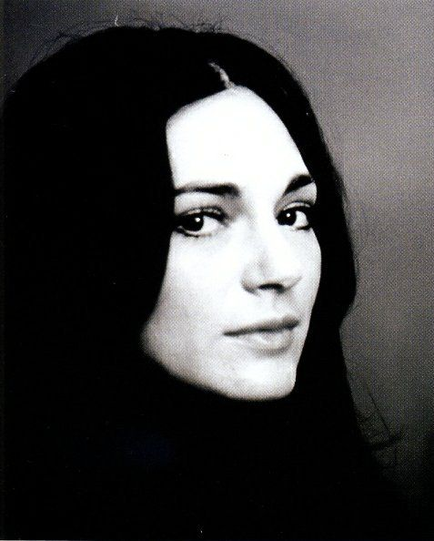 Mexican actress Ofelia Medina
