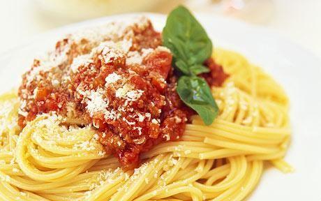spaghetti bolonhese :P