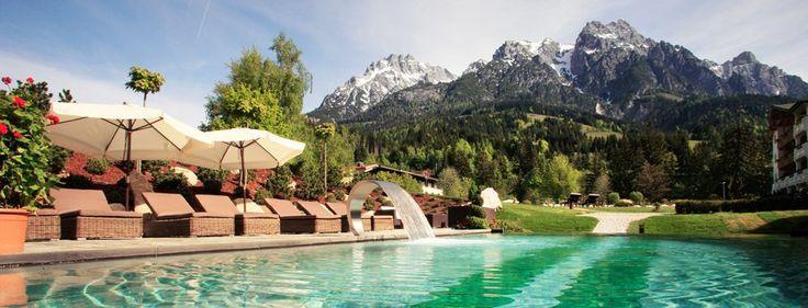 Leogang Hotel - 4 Sterne Superior - Wellnesshotel Österreich - 4*s Hotel Forsthofgut