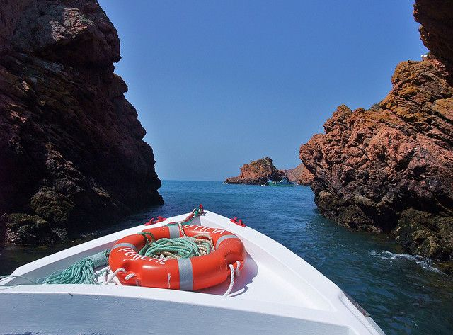 When you visit Peniche, don't pass up the chance to visit Berlenga Islands, a…