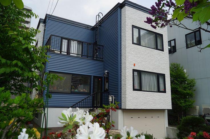 外壁リフォーム|札幌のリフォーム会社のリフォー夢工房。外壁、外壁塗装、内装リフォーム、風呂、キッチン