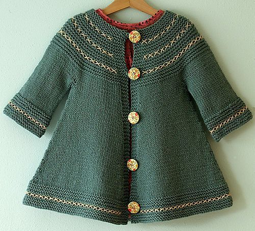 So cute to make for a little girl :) Love the colors