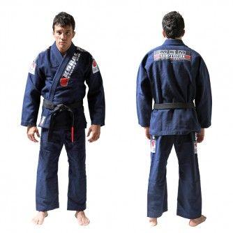 Koral MKM 2013 Competition jiu-jitsu kimono- Navy Blue