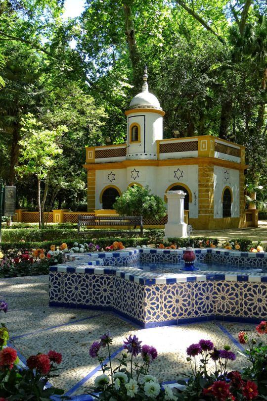 Parque de María Luisa, Sevilla by Rafael Rodríguez H.