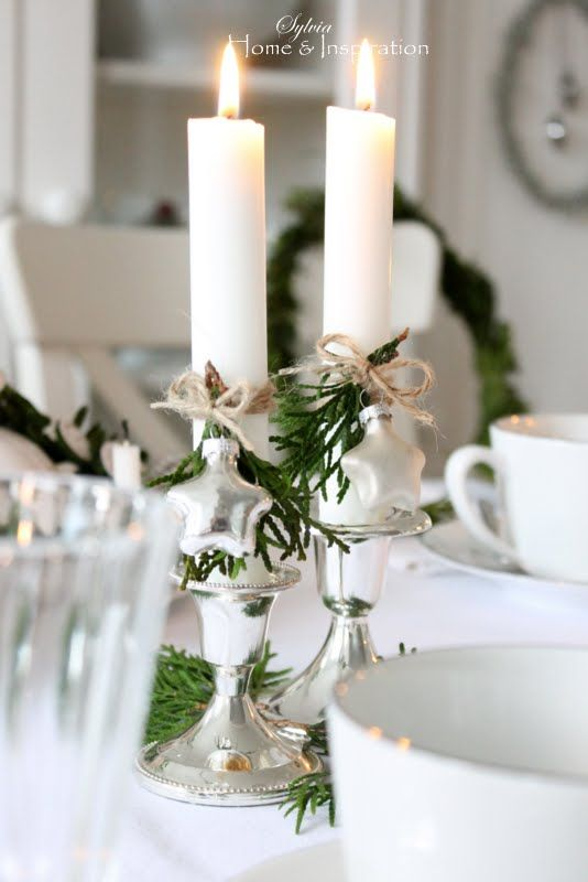 Winter : Christmas Decorating :: from Home & Inspiration