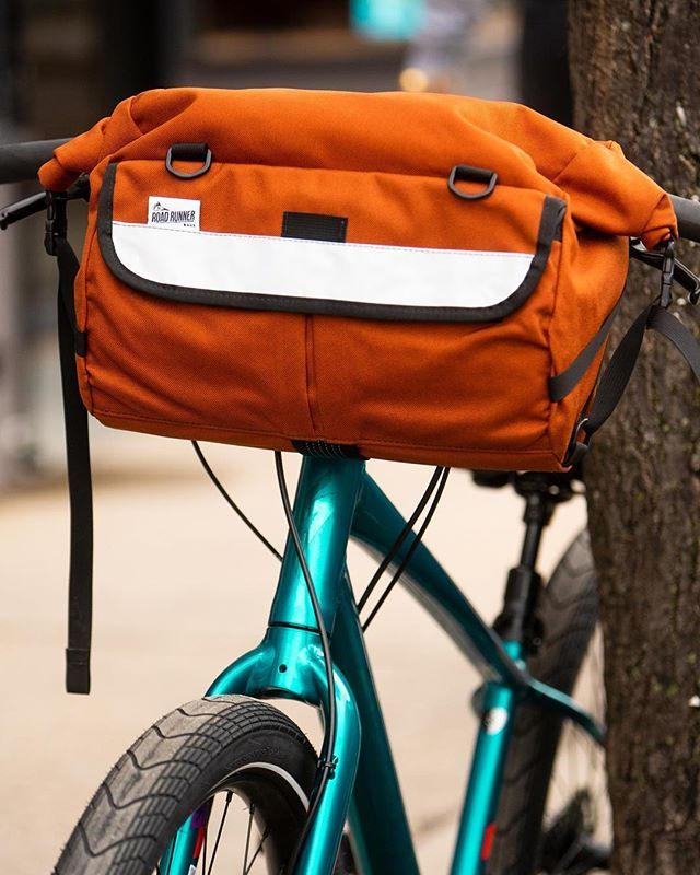 The Roadrunnerbags Jumbo Jammer Is A Unique High Volume Rackless